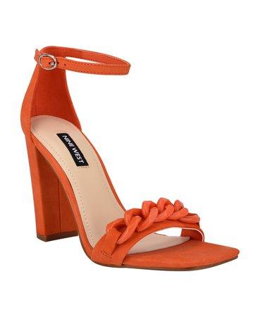 Nine West Women's Mindful Sky High Dress Sandals & Reviews - Sandals - Shoes - Macy's