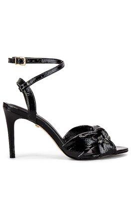 RAYE Gloria Heel in Black | REVOLVE