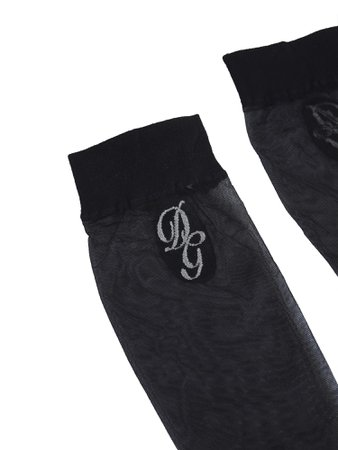 Dolce & Gabbana Sock With Logo