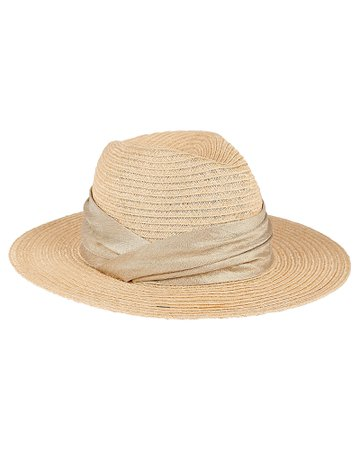 Eugenia Kim | Courtney Straw Sun Hat | INTERMIX®