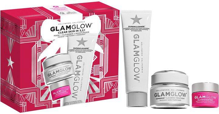 Clear Skin in 3, 2, 1 SUPERMUD Set