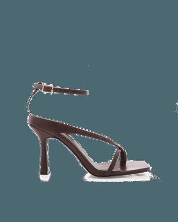 BILLINI | STEFANI - CHOCOLATE |Heels