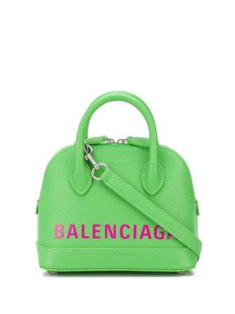 Balenciaga Ville tote-väska - Farfetch