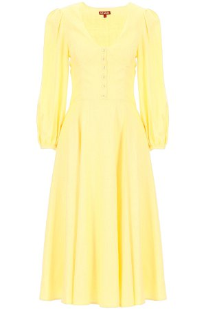 STAUD Birdie Dress