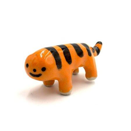 ceramic tiger