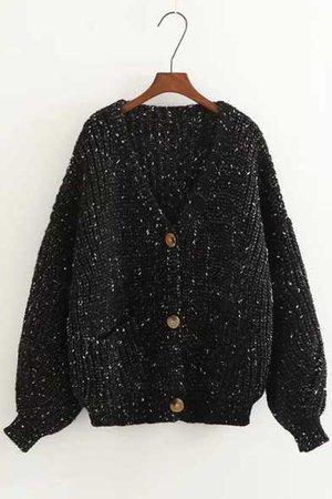 new-trendy-plain-n-neck-puff-sleeve-single-breasted-cardigan_1516806768218.jpg (392×588)