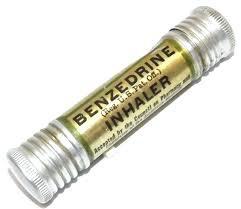 Benzedrine inhaler - Google Search
