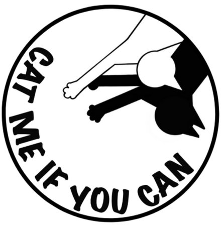 Cat Me If You Can Logo