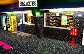 roller skating rink - Google Search