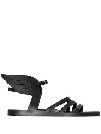 Ancient Greek Sandals Ikaria Jelly wing-detail Sandals - Farfetch