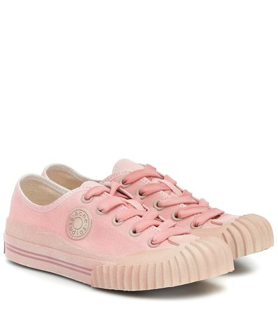 Canvas Sneakers | Acne Studios - Mytheresa
