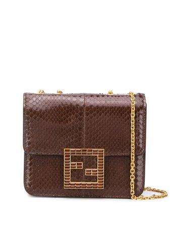 Fendi Fab cross-body Bag - Farfetch