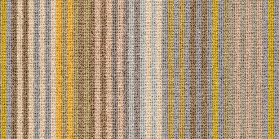 Margo Selby Stripe Sun Seasalter (1911) | Wool Carpet | Alternative Flooring