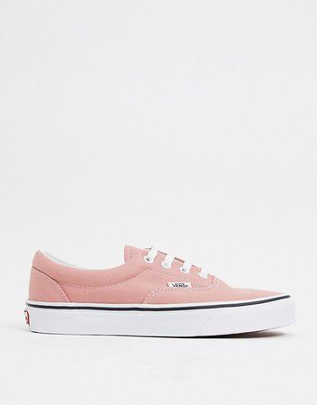 Vans Era sneakers in pink | ASOS