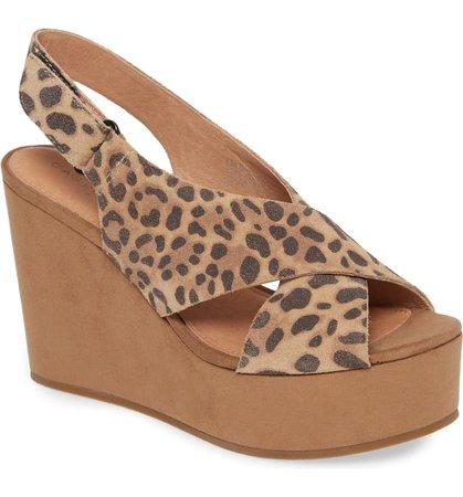 Caslon® Kenley Wedge Sandal (Women)   Nordstrom