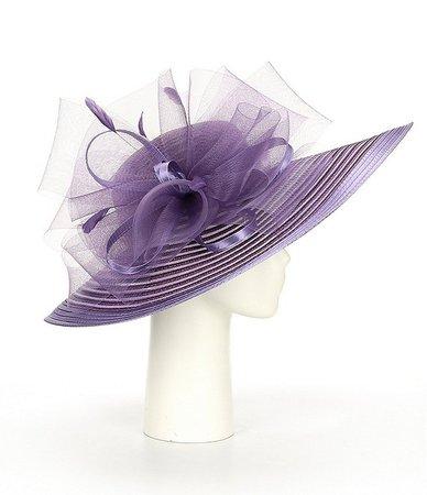 Giovannio Extra Large Brim Derby Hat | Dillard's