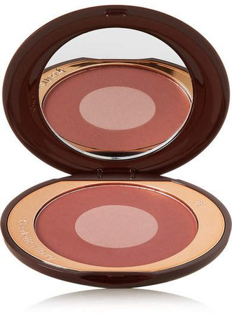 Cheek To Chic Swish & Glow Blusher - Pillow Talk
