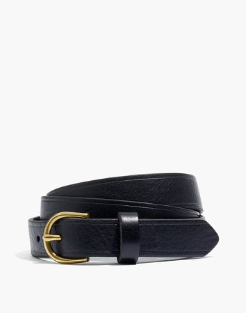 Skinny Perfect Leather Belt