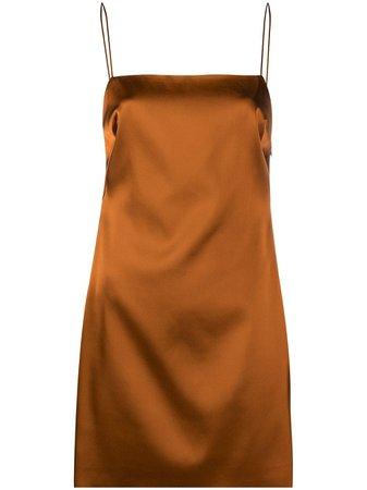 GAUGE81 spaghetti-strap Mini Dress - Farfetch