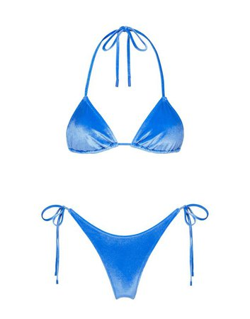 VINCA - SEA BREEZE BLUE – Triangl