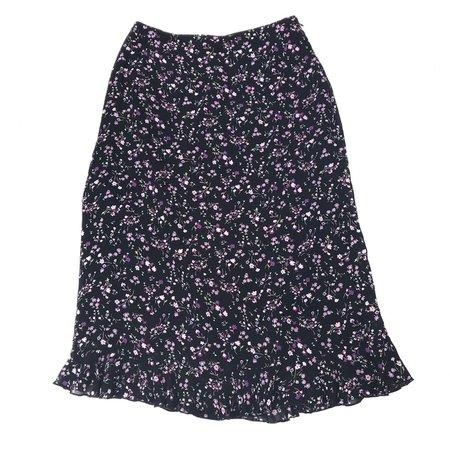 FREE UK POSTAGE 🍃 Vintage size 10 12 ditsy floral... - Depop