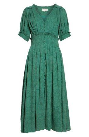 THE GREAT. The Alder Midi Dress | Nordstrom