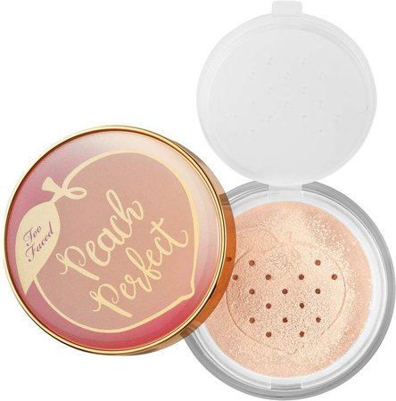 Peach Perfect Mattifying Setting Powder Peaches and Cream Collection