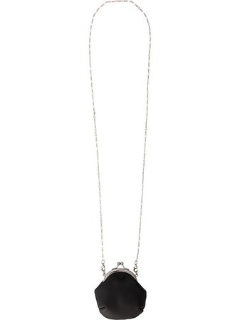Y's purse pendant long necklace $257 - Shop SS19 Online - Fast Delivery, Price