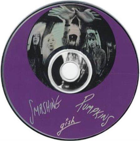 Smashing Pumpkins Gish US CD album (CDLP) (332069)