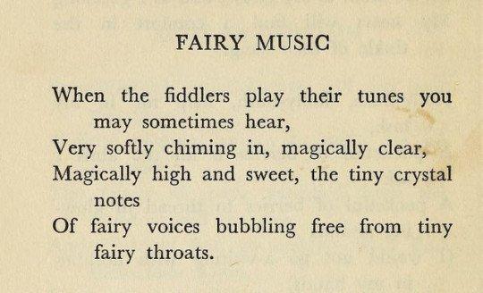 fairy text