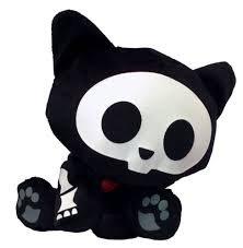 skull stuffed animal - Google Search