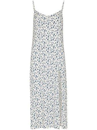 Reformation Crimini floral-print Midi Dress -
