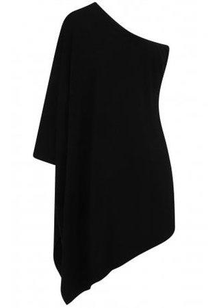 Necessary Evil Nepthys Draped Mini Dress | Attitude Clothing