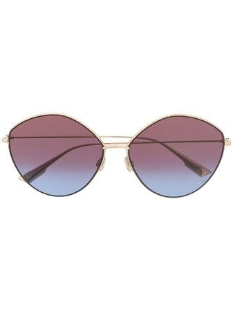Gafas De Sol Redondas Dior Eyewear 390€ - Compra Nueva Temporada - Envío ✈ Express, Devolución Gratuita Y Pago Seguro.