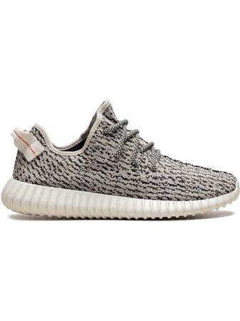 Adidas Yeezy Yeezy Boost 350 Turtle Dove Sneakers   Farfetch.com