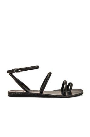 Dolce Vita Daren Sandal in Black | REVOLVE