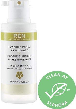 Ren Clean Skincare REN Clean Skincare - Clarimatte Invisible Pores Detox Mask