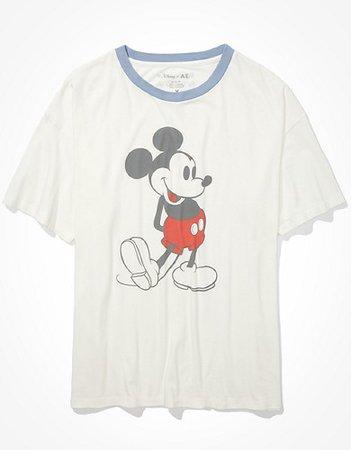 Disney X AE Graphic T-Shirt white