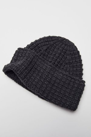 Waffle Knit Beanie | Urban Outfitters