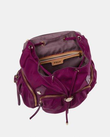 Lyst - Mz Wallace Elderberry Marlena Backpack in Purple