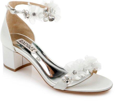 Candy Embellished Sandal