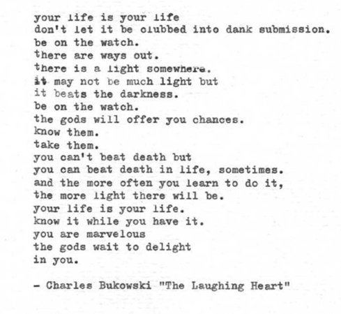 The Laughing Heart