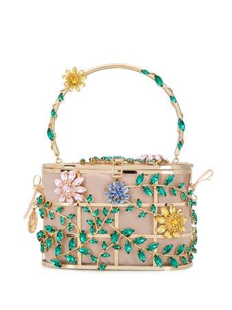 Rosantica Embellished Floral Mini Bag - Farfetch