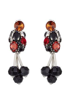 Embellished Earrings Gr. One Size