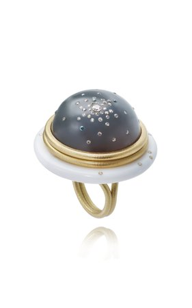 Jacqueline Cullen Galactica Ufo Ring