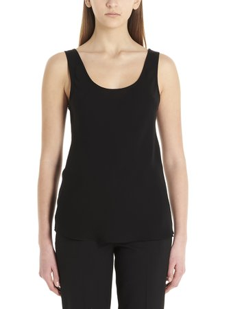 Theory scoop Tank