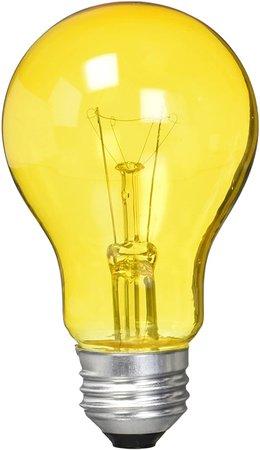 yellow light bulb - Google Search