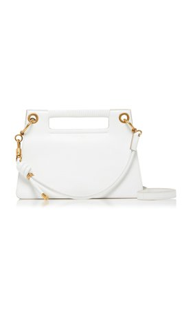 Givenchy Whip Small Knotted Leather Shoulder Bag