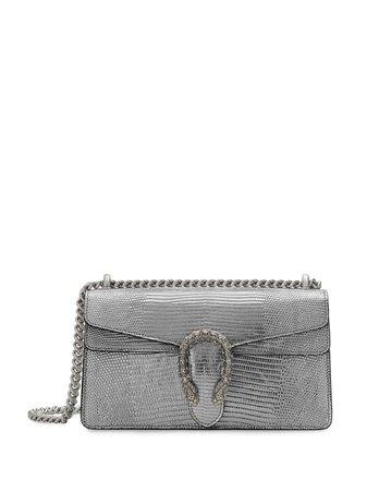 Gucci, Small Size Metallic Dionysus Shoulder Bag