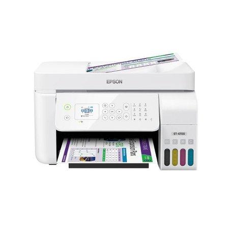 Epson EcoTank Wireless SuperTank W/ADF Printer (ET-4700) : Target
